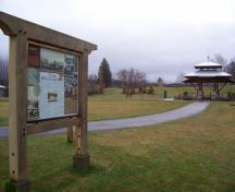 Simms Millennium Park; City of Courtenay, 2009