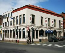 Odd Fellows Hall; City of Victoria, 2008