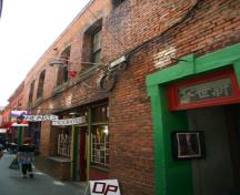 Sheam & Lee Building; City of Victoria, 2008