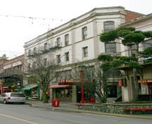 Loo Tai Cho Building; City of Victoria, 2008