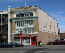Yen Wo Society Building; City of Victoria, 2008