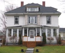 Showing south elevation; City of Summerside, 2009