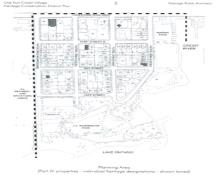Heritage Conservation District Plan.; City of Mississauga, 2004.