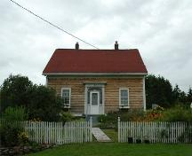 Front Perspective, MacPhee House, Lochaber, Nova Scotia, 2009.; Heritage Division, N.S. Dept. of Tourism, Culture and Heritage, 2009.