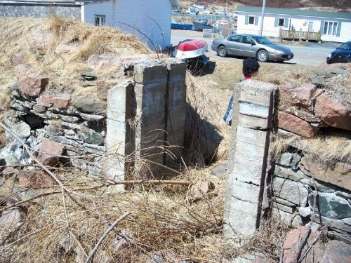 Newman and Company Root Cellar, Harbour Breton, NL