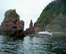 View of Friar's Cove, Harbour Breton, NL. Photo taken 2009. ; Doug Wells 2010
