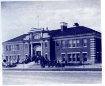 Lethbridge Manual Training School (circa 1914); City of Lethbridge Archives, date unknown