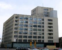 Front façade of Motherwell Building from the north, 2005; Government of Saskatchewan, Bruce Dawson, 2005