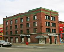 Station Hotel; City of Victoria, 2009