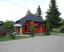 Leighton House and Art Centre, near Okotoks; Alberta Culture and Community Spirit, Historic Resources Management (2008)