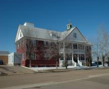 Our Lady of the Rosary Hospital, Castor; Alberta Culture and Community Spirit - Historic Resources Management, 2005
