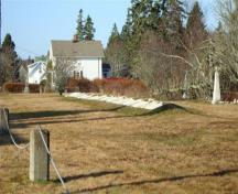 Old Pioneer Cemetery looking southwest; Grand Manan Historical Society