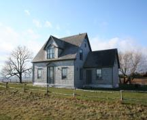 Showing front elevation; Province of PEI, Donna Collings, 2008