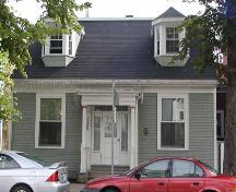 Ott-Beamish Cottage, Halifax, front elevation, 2004.; HRM Planning and Development Services, 2004.