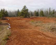 View of the Debert Palaeo-Indian Site, Debert, N.S.; Heritage Division, NS Dept. of Tourism, Culture and Heritage, 2001.