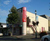 Village Theatre; Town of Qualicum Beach, 2009