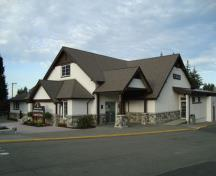 Qualicum Beach Community Hall; Town of Qualicum Beach, 2009