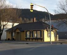 British Columbia Provincial Police Station; City of Terrace, CoT BCPP 011, 2009