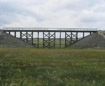 Canadian National Railway Bridge; Fedyk, 2009