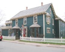 Showing northwest elevation; City of Summerside, 2009