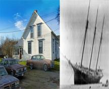 The tall ships, the Oldsmobile: two ways of life sailing into history; Village of Hillsborough