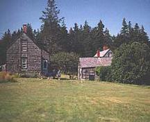 In 2009, two of the cottages at Whale Cove were renovated from farm buildings in the early 1900's to make summer accommodations.  ; Whale Cove Cottages