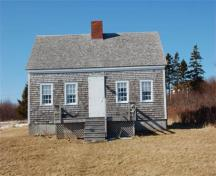 The Potter Cottage in the winter, 2010; Grand Manan Historical Society  2010