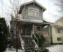 1101 Hamilton Street; City of New Westminster, 2009