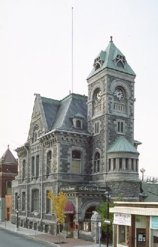 Canadian National Parks/Historic Sites Summaries (Ontario)