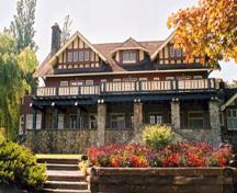 Exterior view of Fairacres Mansion; City of Burnaby, 2003