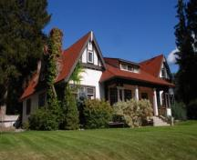 Urquhart House; City of Vernon, 2010