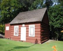 Girouard Cabin and Park; City of Vernon, 2010