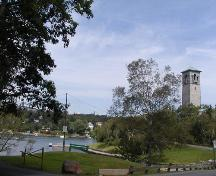 Dingle Tower and Sir Sandford Fleming Park, Halifax, 2004.; Halifax Regional Municipality, 2004