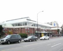 Exterior view of Crystal Gardens; City of Victoria, 2004
