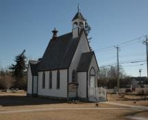 St. Paul's Anglican Church, Calgary (February 2006); Alberta Culture and Community Spirit, Historic Resources Management, 2006