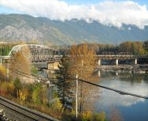 Old Skeena Bridge; Kitimat-Stikine Regional District, 2008