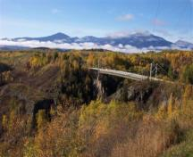 Hagwilget Bridge; Kitimat-Stikine Regional District, 2006