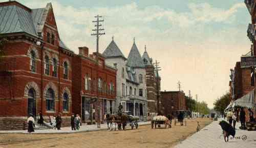 Old Post Office Petrolia
