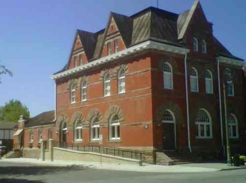 Petrolia's Old Post Office