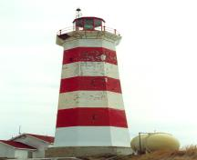 Sambro Island Lighthouse Classified Federal Heritage Building; CCG, 1995
