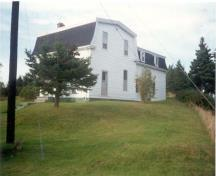 Exterior photo; CPS, Atlantic Regional Office, Louisbourg, Sept 1989