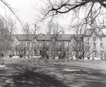 Wolseley Barracks Classified Federal Heritage Building; (CFB London, 1989.)
