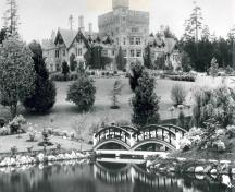 Hatley Castle Classified Federal Heritage Building.; Parks Canada Agency / Agence Parcs Canada