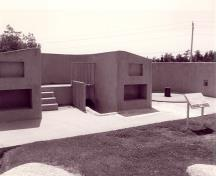 Exterior photo; (I. Doull, Parks, 1995.)