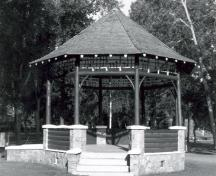 Exterior photo; (S. Siepman, Parks, PNRO, July 1984.)