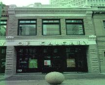 View of the Calgary Milling Company Building from the north (January 2005); Alberta Culture and Community Spirit, Historic Resources Management Branch, 2005