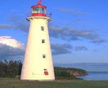 Point Prim Lighthouse, 2002.; Province of PEI/Province de Î-P-É, John Sylvester, 2002.