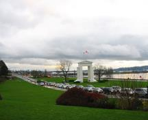 Peace Arch Monument; Ministry of Environment, BC Parks, 2010