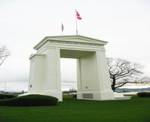 Peace Arch Monument; Ministry of Environment, BC Parks