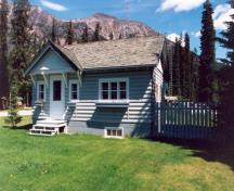 Exterior photo; (Jasper National Park, 1993.)